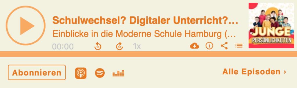 Wie digitaler Unterricht und digitale Schule an der Modernen Schule Hamburg Funktioniert